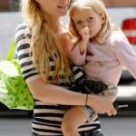 Gwyneth Paltrow e la figlia Apple